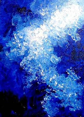 Painting - Shine by Michelle Dallocchio