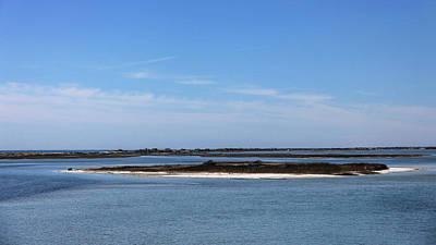 Photograph - Shinnecock Bay by Steve Gravano