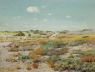 Painting - Shinnecock Hills by William Merritt Chase