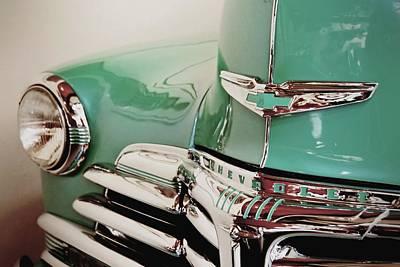 Photograph - Shiny Chevy by Patricia Strand