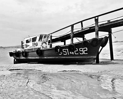 Photograph - Ship by Contemporary Art