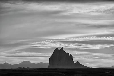 Photograph - Ship Rock I by Dave Gordon