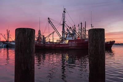 Photograph - Ship Shape by Kristopher Schoenleber