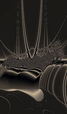 Photograph - Ship Wreck Abstract by Sheila Mcdonald