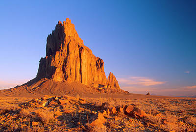 Photograph - Shiprock by Eric Foltz