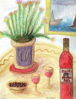 Shipwreck Cove  Art Print