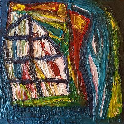 Mixed Media - Shipwrecked by Darrell Black