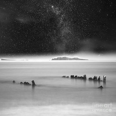 Photograph - Shipwrecked In The Milky Way by Gunnar Orn Arnason