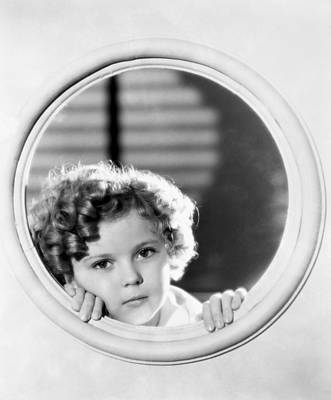 Shirley Temple (1928-2014) Art Print by Granger