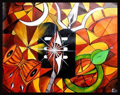 Shiva Original by Rajni A
