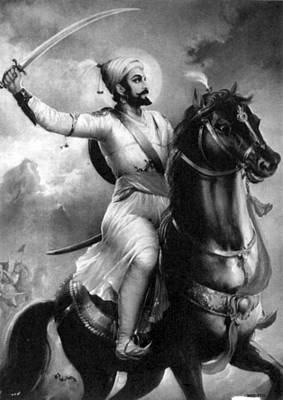 Photograph - Shivaji (c1627-1680) by Granger