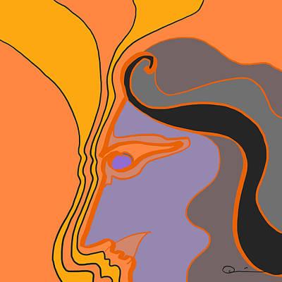 Digital Art - Shockwave 2 by Jeff Quiros