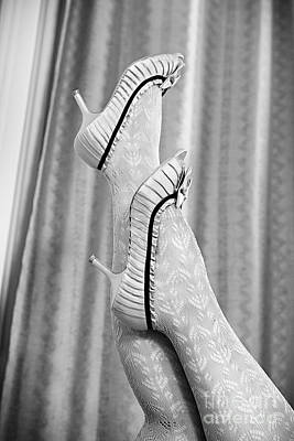 Photograph - Shoes #6088 by Andrey Godyaykin