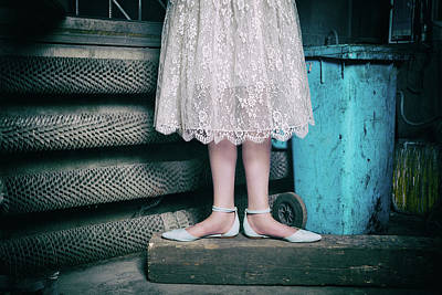 Photograph - Shoes #6429 by Andrey Godyaykin