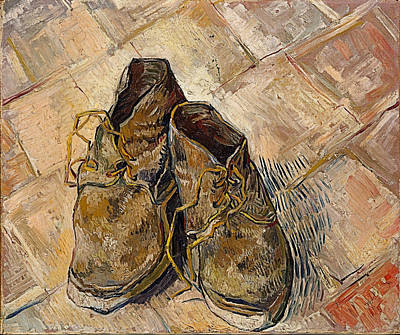 Digital Art - Shoes by  Newwwman