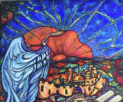 Shofar Original by Rae Chichilnitsky