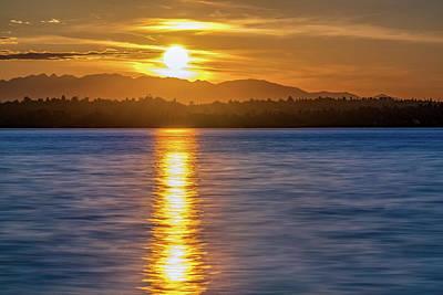 Photograph - Shoot The Sun by Ken Stanback