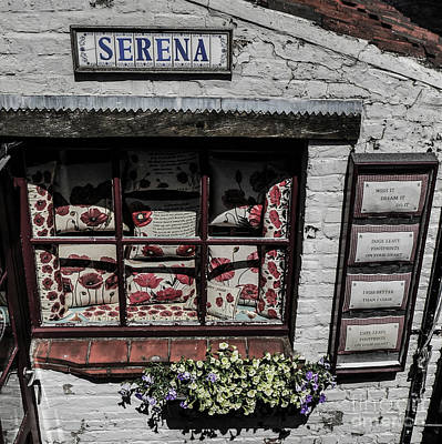 Photograph - Shop Of Bruges by Lexa Harpell