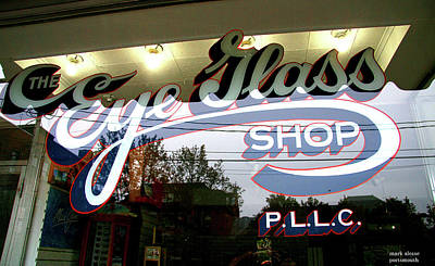 Photograph - Shop Window by Mark Alesse