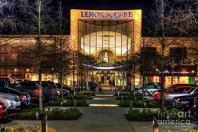 Photograph - Shopping Atlanta Lenox Square Mall Art by Reid Callaway