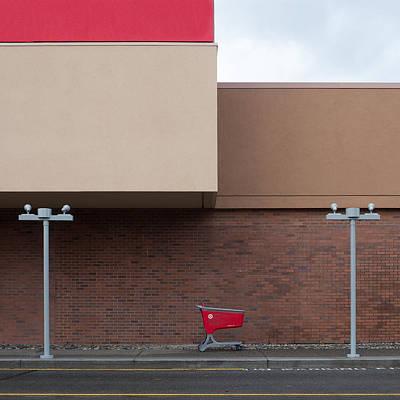 Shopping Photograph - Shopping Cart by Klaus Lenzen