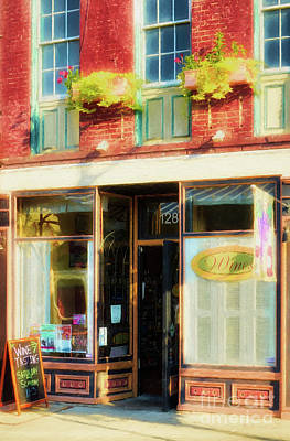 Photograph - Shops At Cincinnati's Findlay Market # 5 by Mel Steinhauer