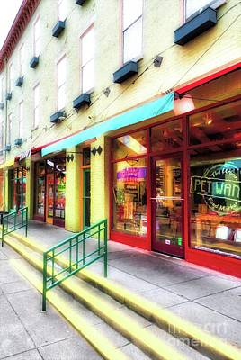 Photograph - Shops At Cincinnati's Findlay Market # 7 by Mel Steinhauer