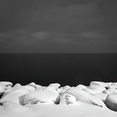 Shore Art Print by Michael Lerman