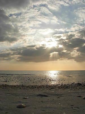 Photograph - Shore Rays by Amanda Vouglas