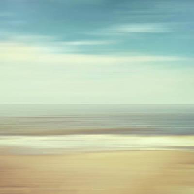 Shore Print by Wim Lanclus