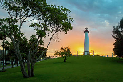Photograph - Shoreline Lighthouse by R Scott Duncan