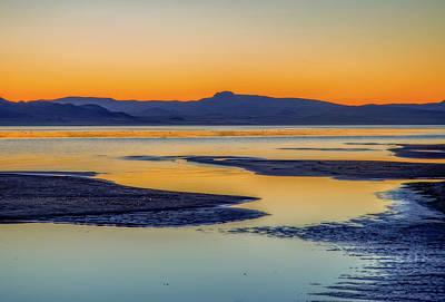Photograph - Shoreline by Marc Crumpler