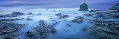 Ocean Panorama Photograph - Shores Of Neptune - Craigbill.com - Open Edition by Craig Bill