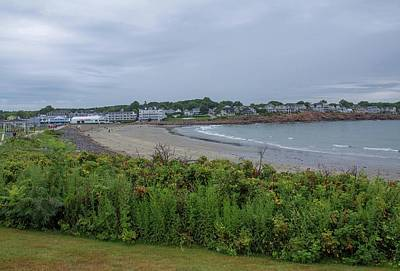 Photograph - Short Sands Beach York Maine 3 by Michael Saunders