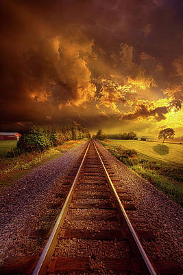 Photograph - Short Stories To Tell by Phil Koch