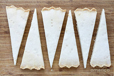 Photograph - Shortbread Cookies by Edward Fielding