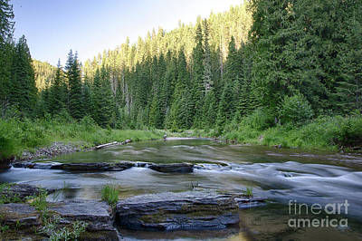 Photograph - Shoshone Creek by Idaho Scenic Images Linda Lantzy