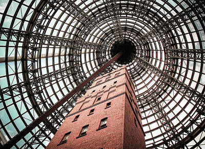 Photograph - Shot Tower by Scott Rackers