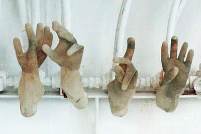 Photograph - Show Of Hands by Joe Jake Pratt