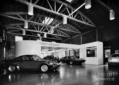Photograph - Showroom by Andrew Drozdowicz