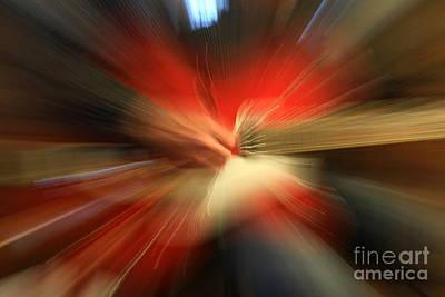 Photograph - Shredding The Gretsch by Rick Rauzi