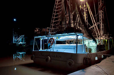 Photograph - Shrimp Boat Saturday by Kevin Ste Marie