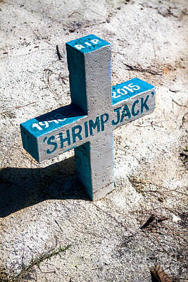 Photograph - Shrimp Jack by Lawrence Burry