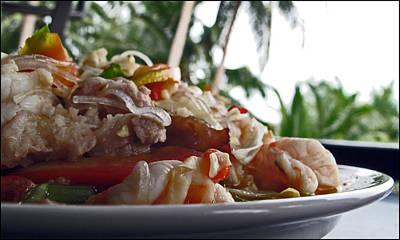 Shrimp With Noodle Original