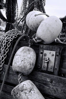 Photograph - Shrimper IIi by Ed Waldrop