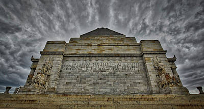 Photograph - Shrine Of Remembrance by Ross Henton