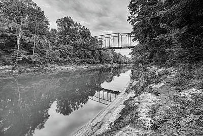 Photograph - Shubuta Mississippi by JC Findley