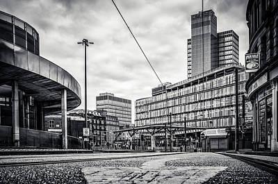 Photograph - Shudehill, Manchester by Neil Alexander