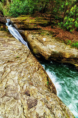 Webster Park Photograph - Shupes Chute by Thomas R Fletcher