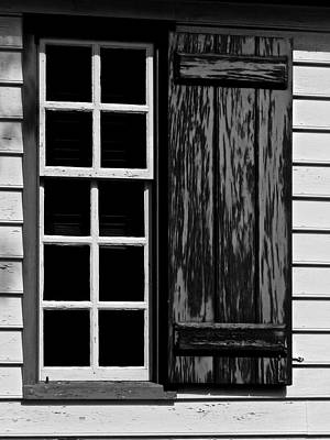Photograph - Shuttered by Kathi Isserman